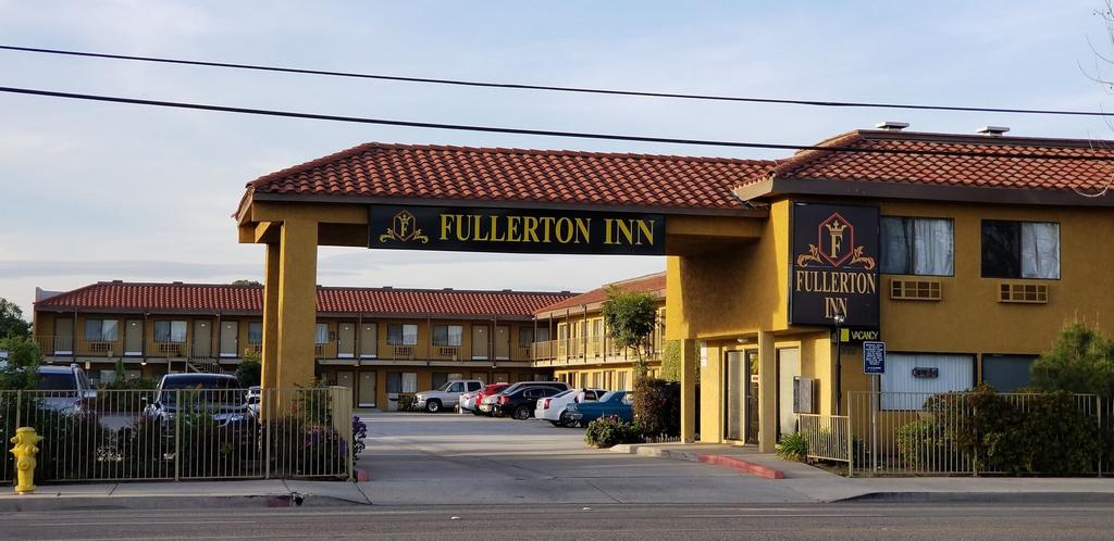 Fullerton Inn, Orange