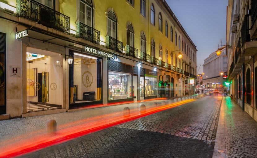 Hotel Inn Rossio, Lisboa