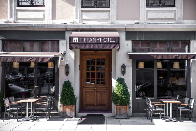 Hotel Tiffany, Genève
