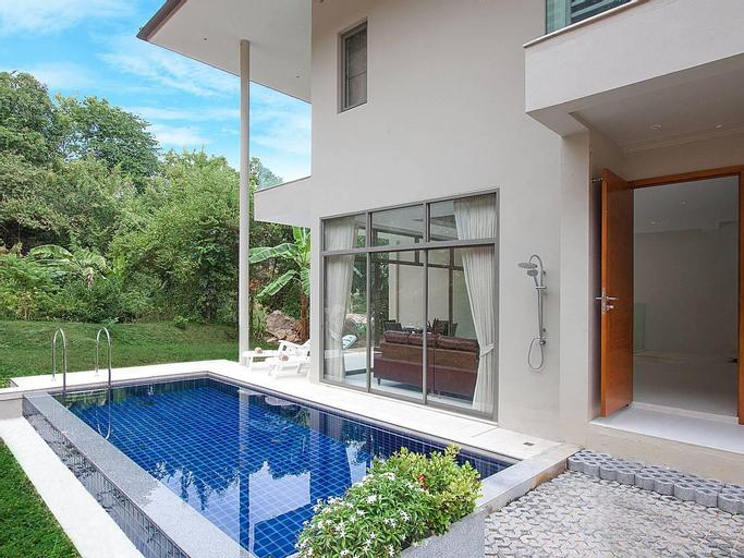Triumph Villa B   Stylish 2 Bed Pool House Northern Samui - 21256327, Ko Samui