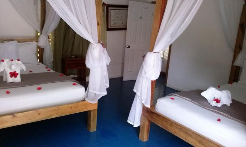 Las Palmas Beach Hotel, Roatán