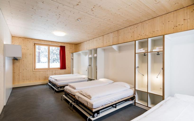 Nordic Hostel – das Zuhause für Sportler, Albula