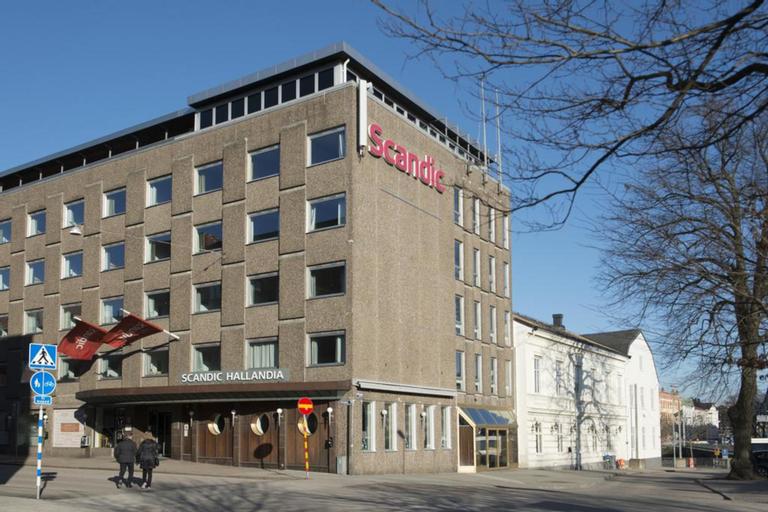 Scandic Hallandia, Halmstad