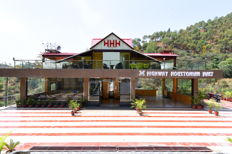 OYO 14177 Hotel HHH, Solan