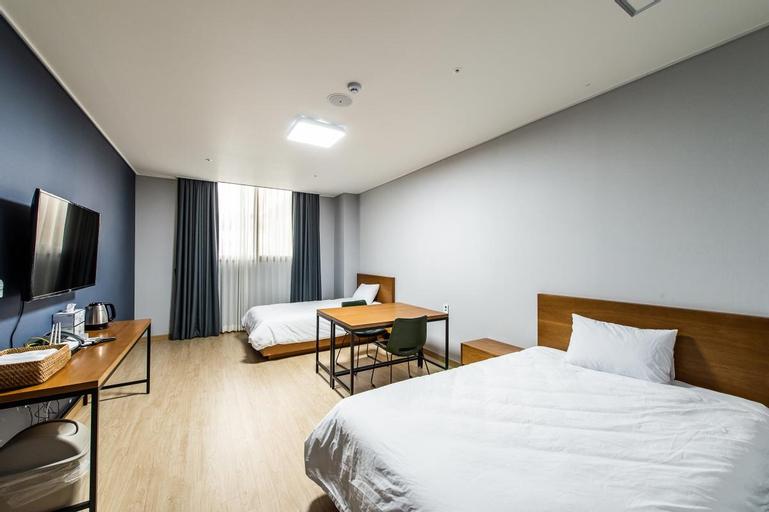 Baekje Guest House, Buyeo