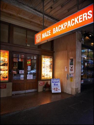 Maze Backpackers, Sydney