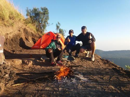 Mount Batur Overnight Camping, Bangli
