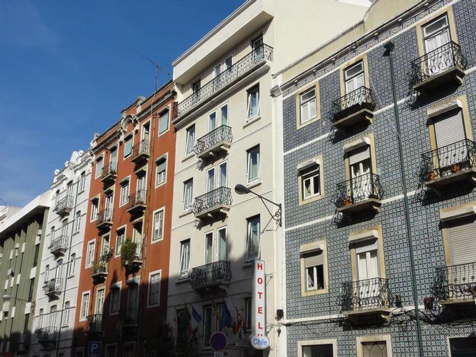 Hotel Do Chile, Lisboa