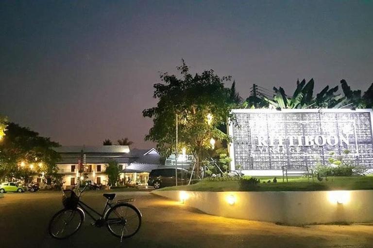 Rittiboon Vintage Hotel, Muang Phrae