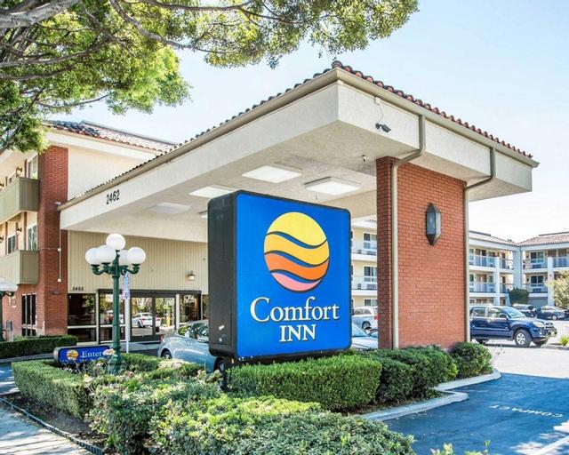 Comfort Inn Near Pasadena Civic, Los Angeles