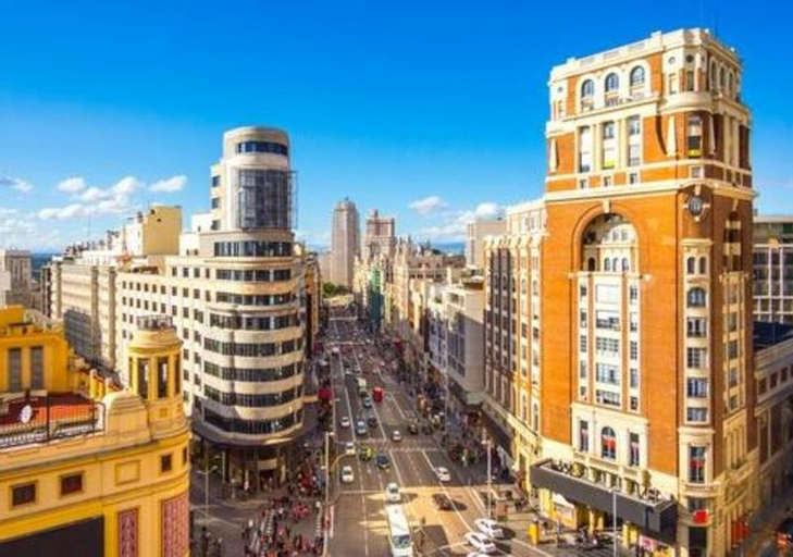 Amberes, Madrid