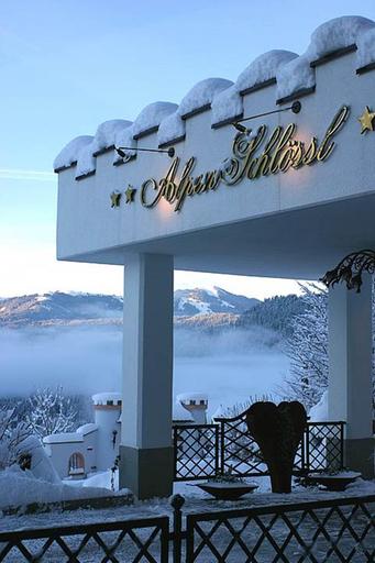 AlpenSchlössl in Söll/Tirol, Kufstein