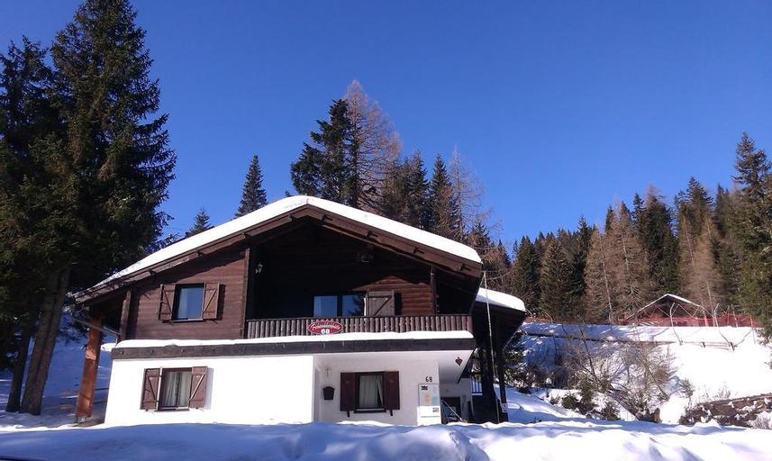Fichtenblockhütte, Hermagor