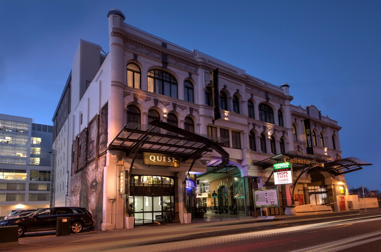 Quest Serviced Apartments Christchurch, Christchurch