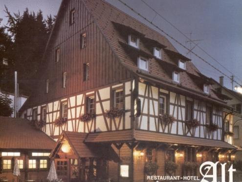 Hotel Alt Ebingen, Zollernalbkreis