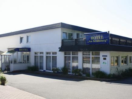 Hotel 'Am Krahnberg', Gotha