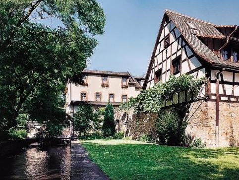 Hotel Sägmühle, Bad Dürkheim