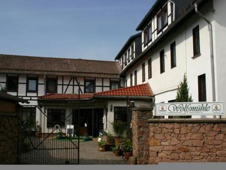 Ferienhotel Wolfsmuhle, Nordhausen