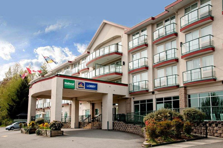 BEST WESTERN PLUS Mission City Lodge (Pet-friendly), Fraser Valley