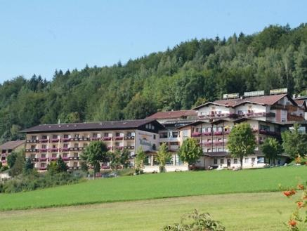 Wellness- und Ferienhotel Waldesruh, Regen