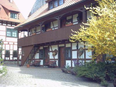Hotel Erfurter Kreuz, Ilm-Kreis