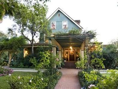 The Bissell House Bed and Breakfast, Los Angeles