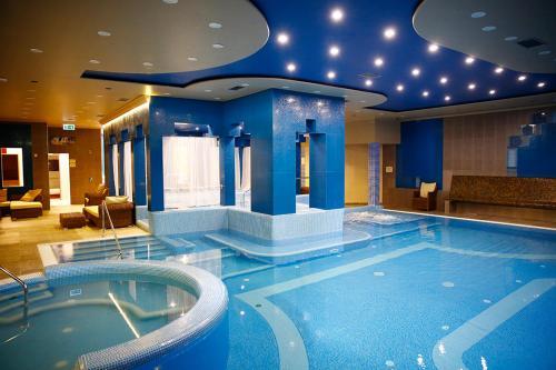 Golden Ball Club Hotel & Fitness, Győr