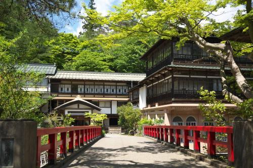 Sekizenkan Kashotei Sanso, Nakanojō