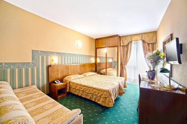 Hotel Splendid Palace, Brescia