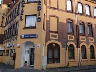 Hotel Nordig, Flensburg