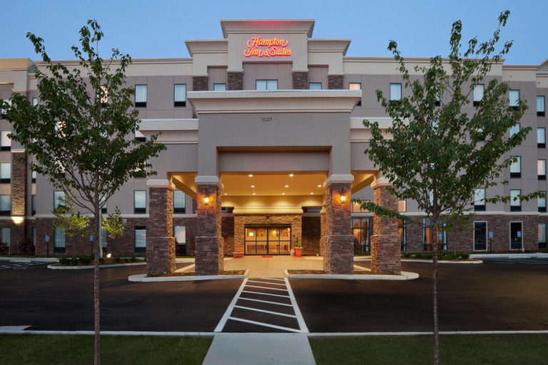 Hampton Inn & Suites Roanoke Airport, Roanoke City