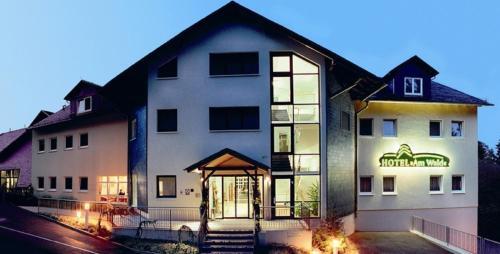 Hotel Am Wald - garni, Ilm-Kreis