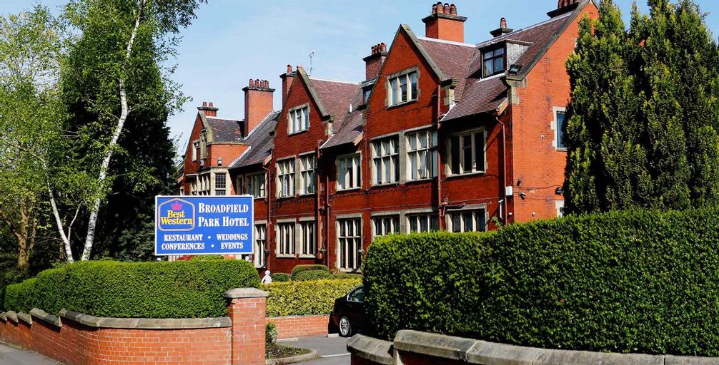 Quality Hotel Broadfield Park Rochdale (Pet-friendly), Rochdale