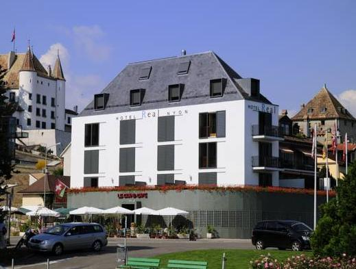 Hotel Real, Nyon