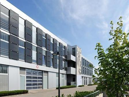 LIVE'N'WORK | Hotel & CoWorking im GVZ Ingolstadt, Ingolstadt