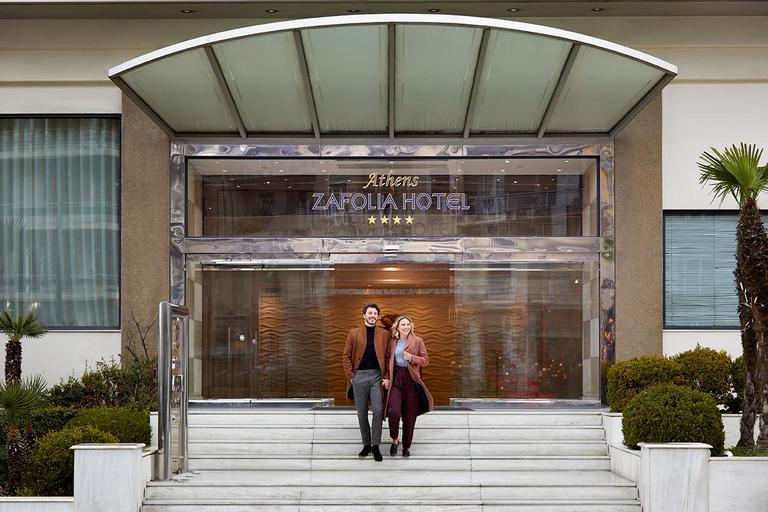 Athens Zafolia Hotel, Attica