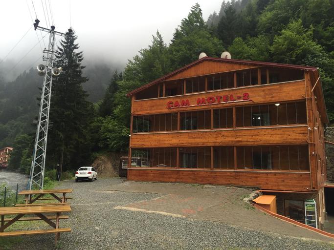 Cam Motel, Çaykara
