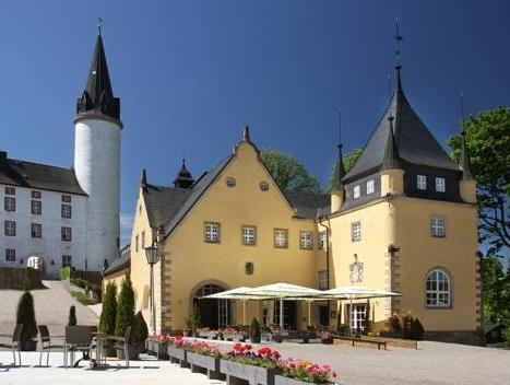 Schlosshotel Purschenstein, Mittelsachsen