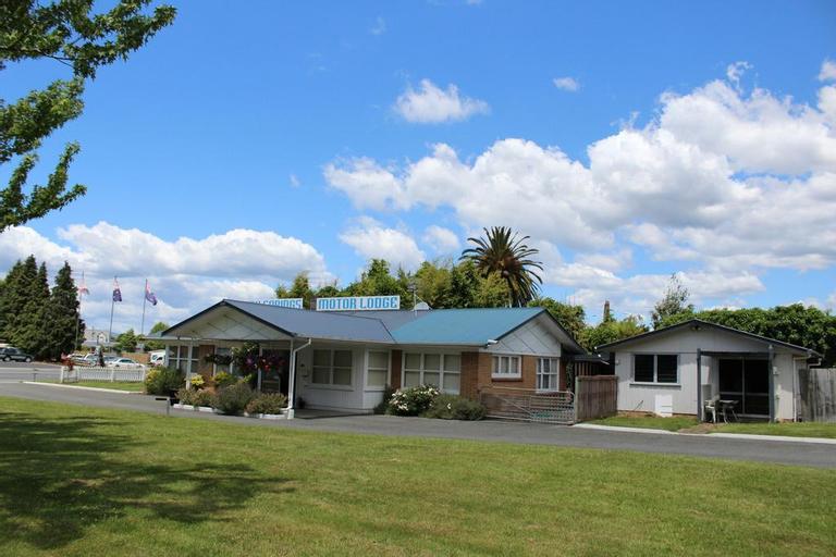 Fairy Springs Motel, Rotorua