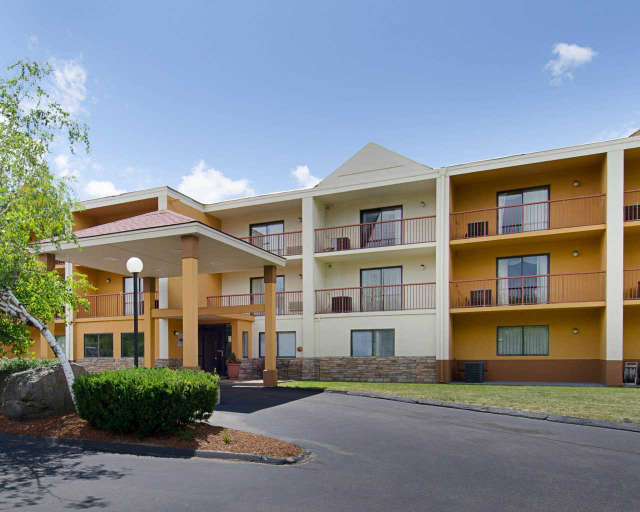 Suburban Extended Stay Hotel, Worcester