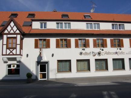Hotel Andreas Hofer, Dornbirn