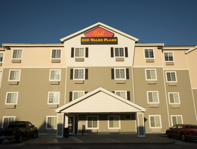 WoodSpring Suites Junction City, Geary