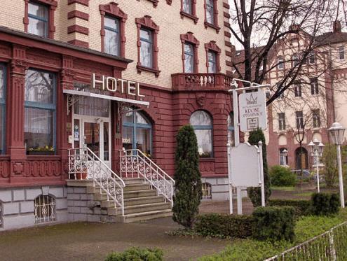 Hotel Krone, Ilm-Kreis