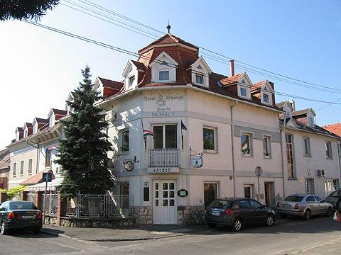 Szent Gyorgy Fogado, Pécs