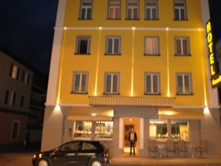 Hotel Garni Viamala, Hinterrhein
