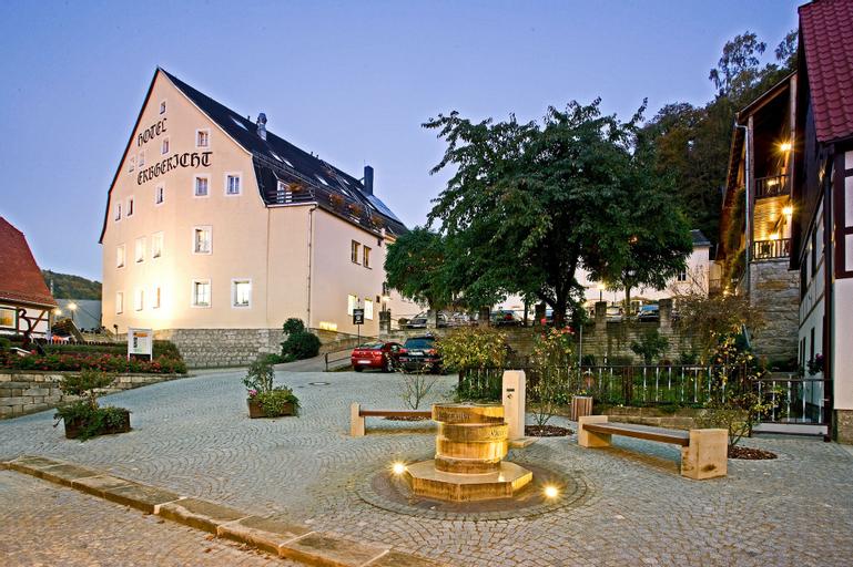 Hotel Erbgericht Krippen, Sächsische Schweiz-Osterzgebirge
