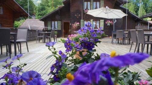 Hotel Olden, Saanen