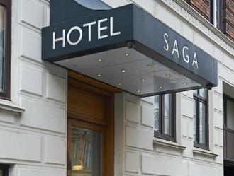 Saga Hotel, Copenhagen