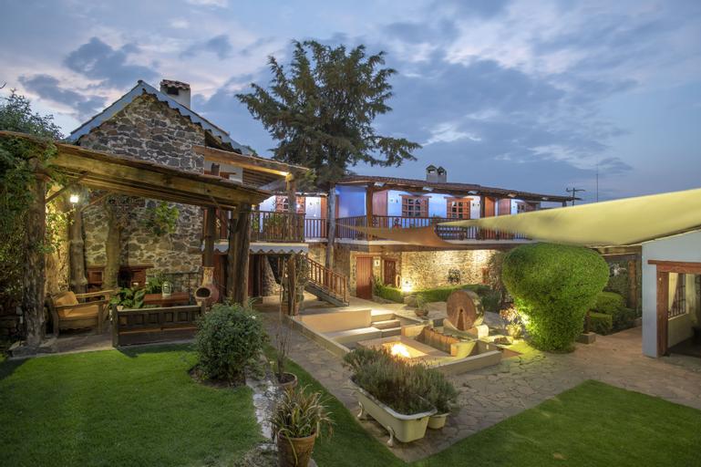 La Casa Azul Huasca, Omitlán de Juárez