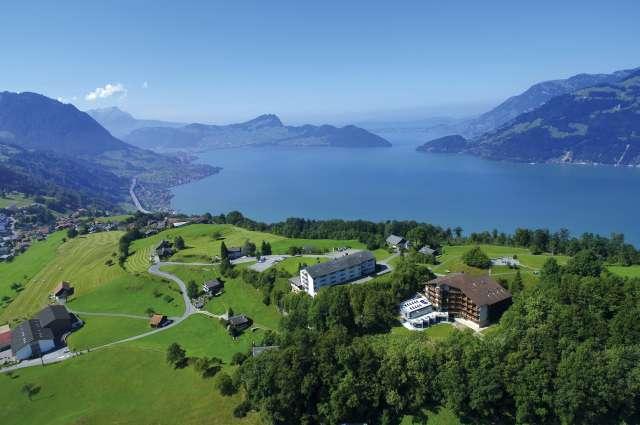 Seeblick Hotel Emmetten, Nidwalden